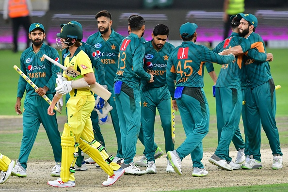 पाकिस्तान बनाम ऑस्ट्रेलिया | getty