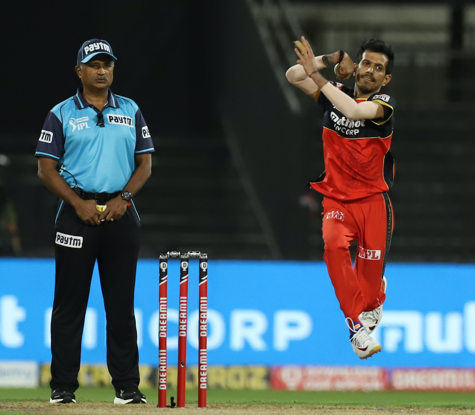 Chahal has been Kohli's trump card in the tournament | BCCI/IPL