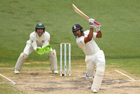Mayank batted positively at the top of the order | Getty