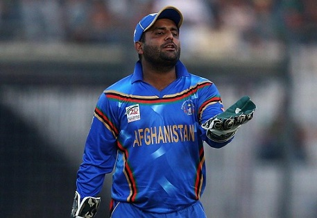 Mohammad Shahzad returns to Afghanistan Team after 12-month suspension