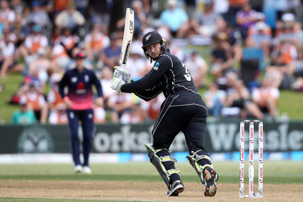 Guptill was sidelined with an injury for a while | Getty