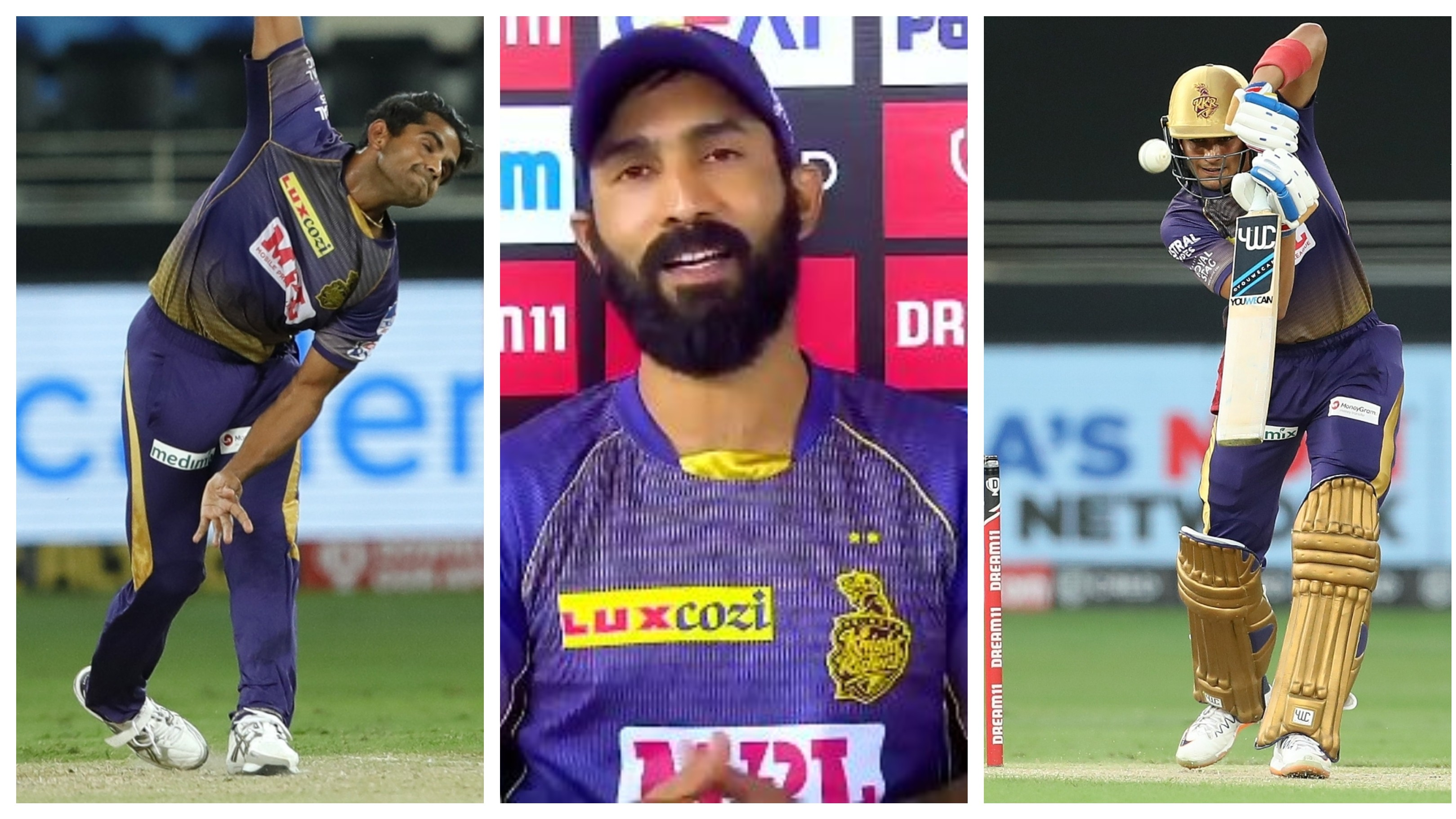 IPL 2020: Dinesh Karthik praises KKR's youngsters but with a note of caution