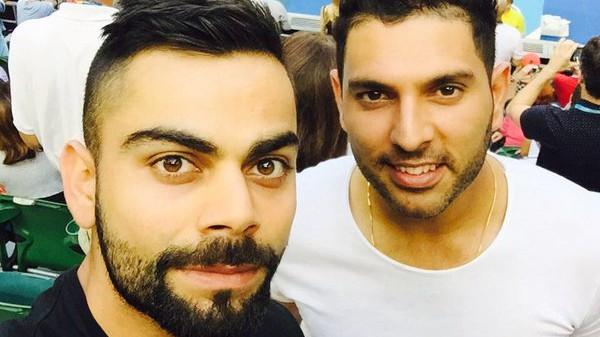 ENG v IND 2018: Yuvraj Singh says Virat Kohli doesn't have to prove anything to anyone