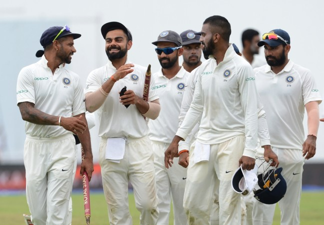 India is the red-hot favourites going into Test series in Australia | AFP