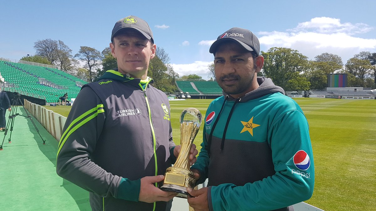 IRE vs PAK Test 2018 : Statistical Preview