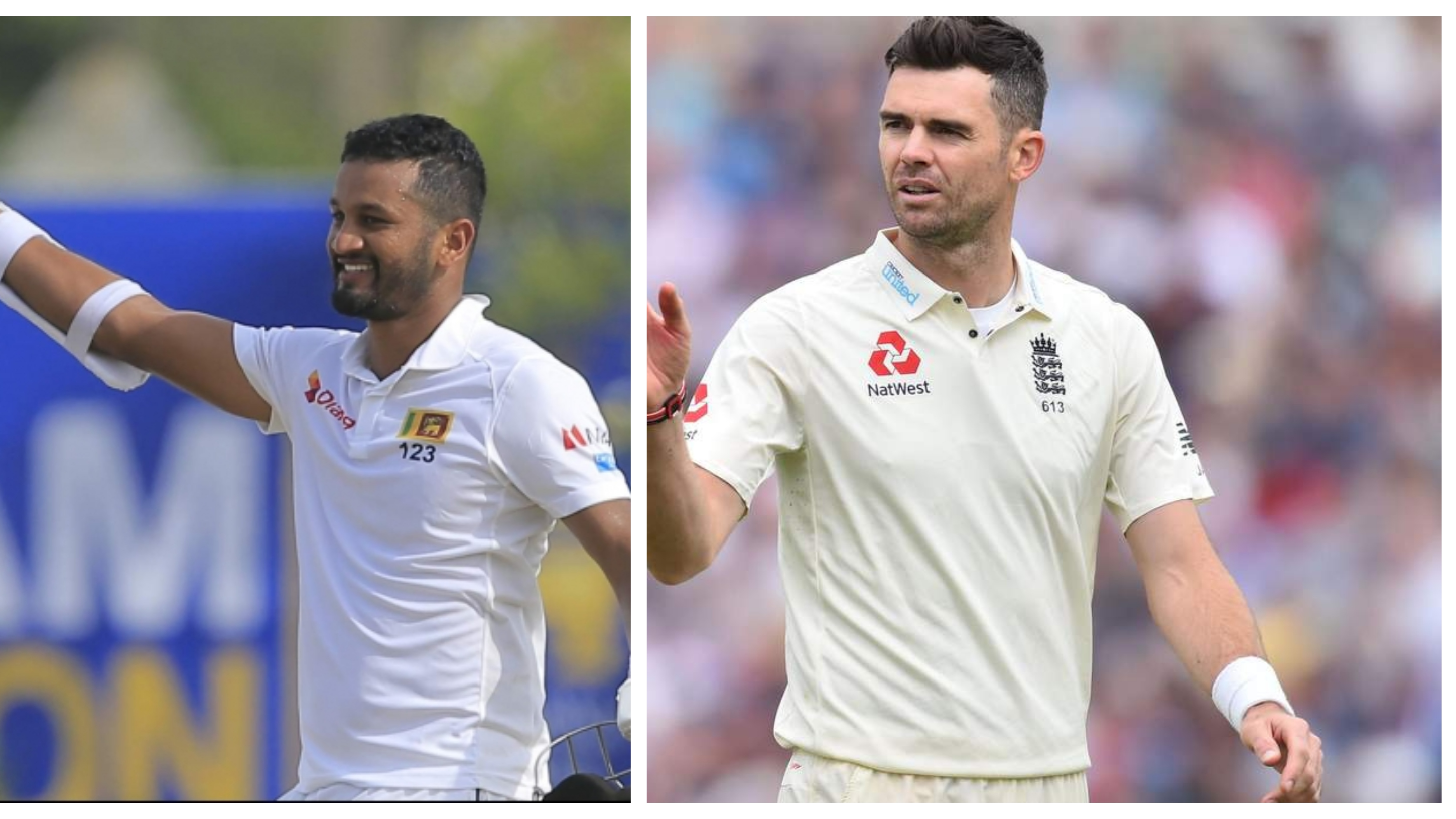 Karunaratne makes big jump in Test rankings, Rabada loses top spot to Anderson