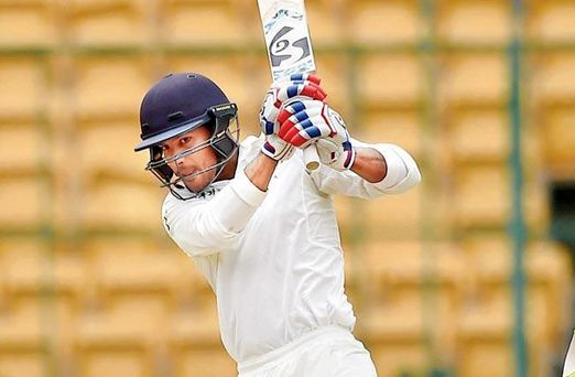 Mayank Agarwal has been knocking on the door of Indian team for a long time now