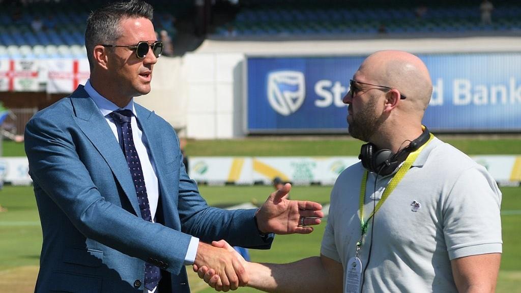 Pietersen, Prior put animosity behind with a heartfelt Twitter exchange; former teammates react