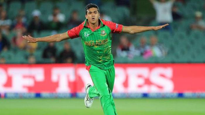 तस्कीन अहमद को बांग्लादेश से बेहतर बल्लेबाजी की है उम्मीद