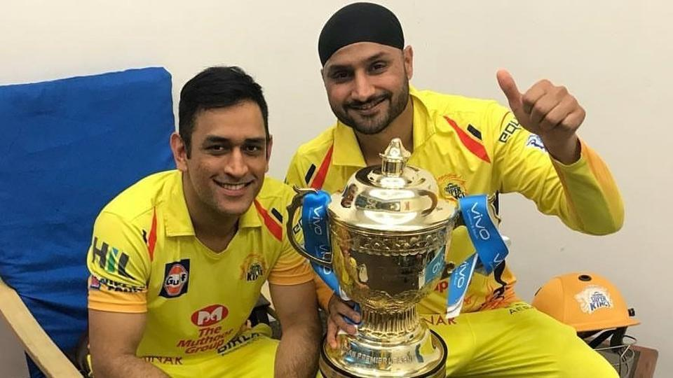 IPL 2018: Harbhajan Singh happy to be part of four IPL titles