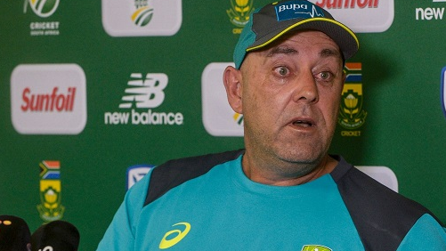 Watch - Tearful Darren Lehmann blames continuous abuse for stepping down as Australia coach