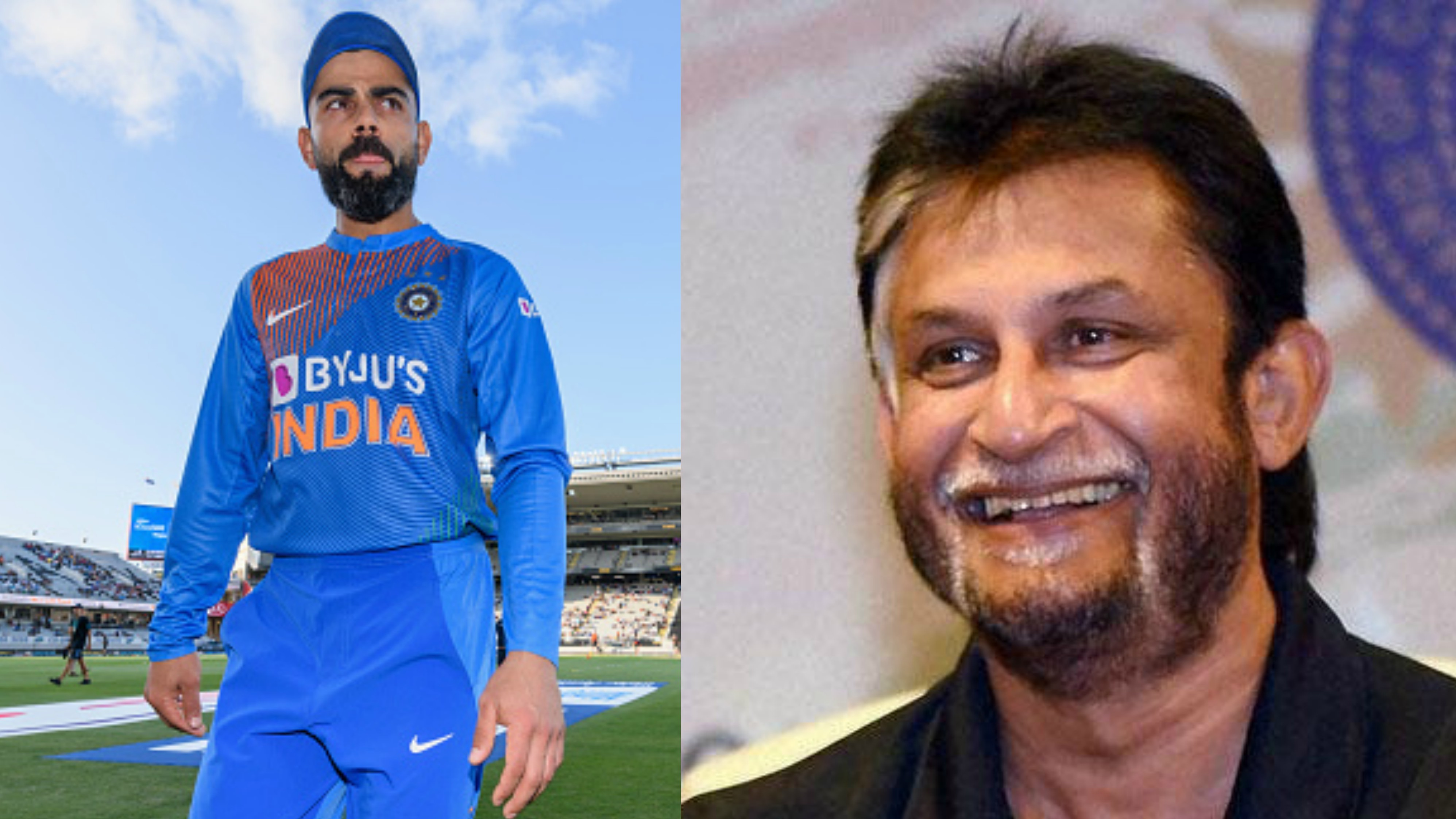 WATCH- Sandeep Patil wants to know how Virat Kohli transformed from
