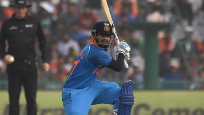Shreyas Iyer keen to do well in England keeping in mind the 2019 World Cup