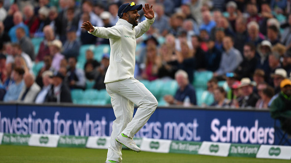 ENG v IND 2018: WATCH – Shikhar Dhawan flaunts his 'Bhangra' skills during the fifth Test against England