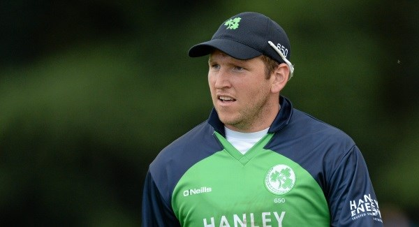 Ireland T20I skipper Gary Wilson. (Sky Sports)
