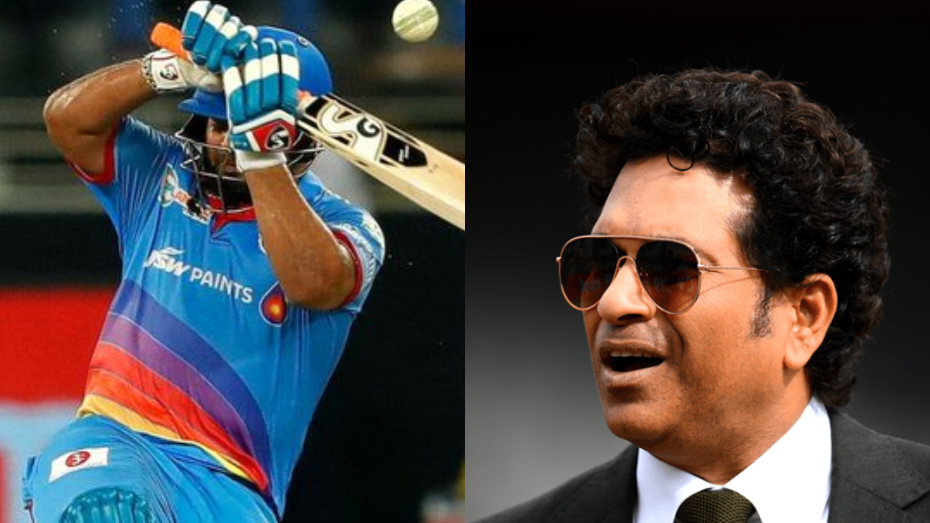 IPL 2020: Sachin Tendulkar lauds Rishabh Pant for his 'unbelievable' baseball shot for a six