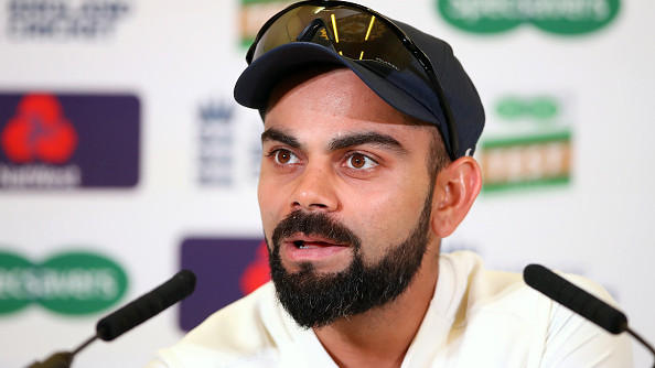 ENG v IND 2018: Virat Kohli's uplifting words for his troops before the Nottingham Test