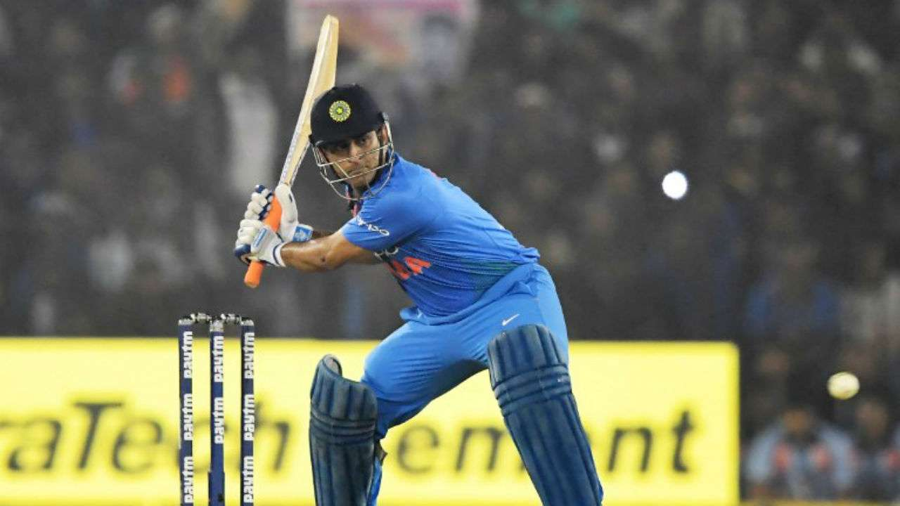 Michael Vaughan chose MS Dhoni as the finisher in his fantasy ODI team