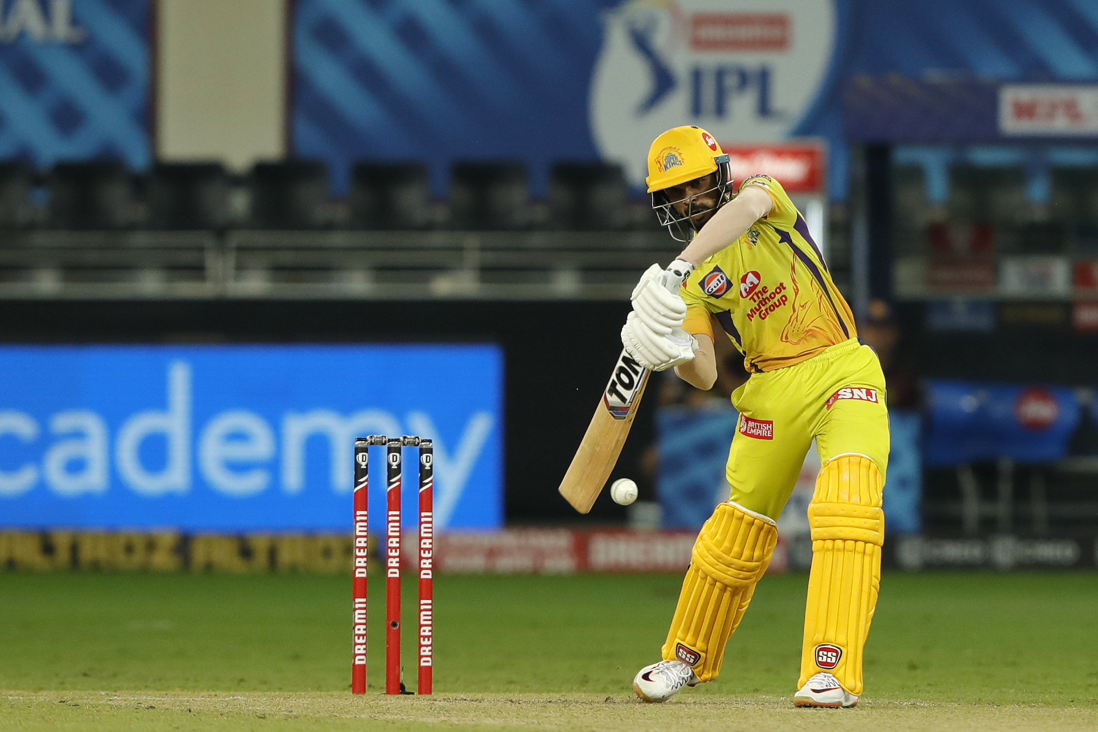 Ruturaj Gaikwad made a sublime 72 | BCCI/IPL