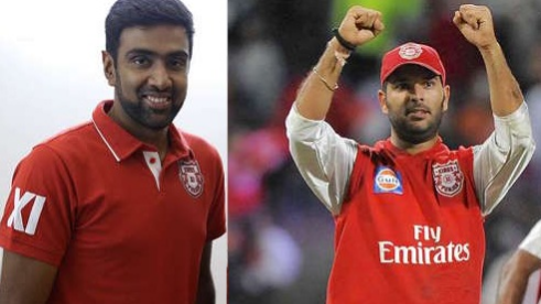 KXIP captain R Ashwin calls Yuvraj his trump card for IPL 2018