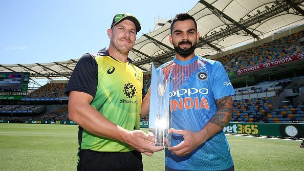 AUS vs IND 2018: Second T20I - Statistical Preview