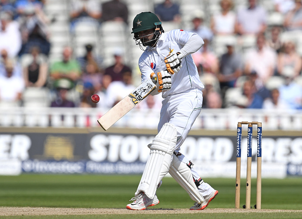 Hafeez scored a ton against Australia on his return to Test Cricket recently | Getty