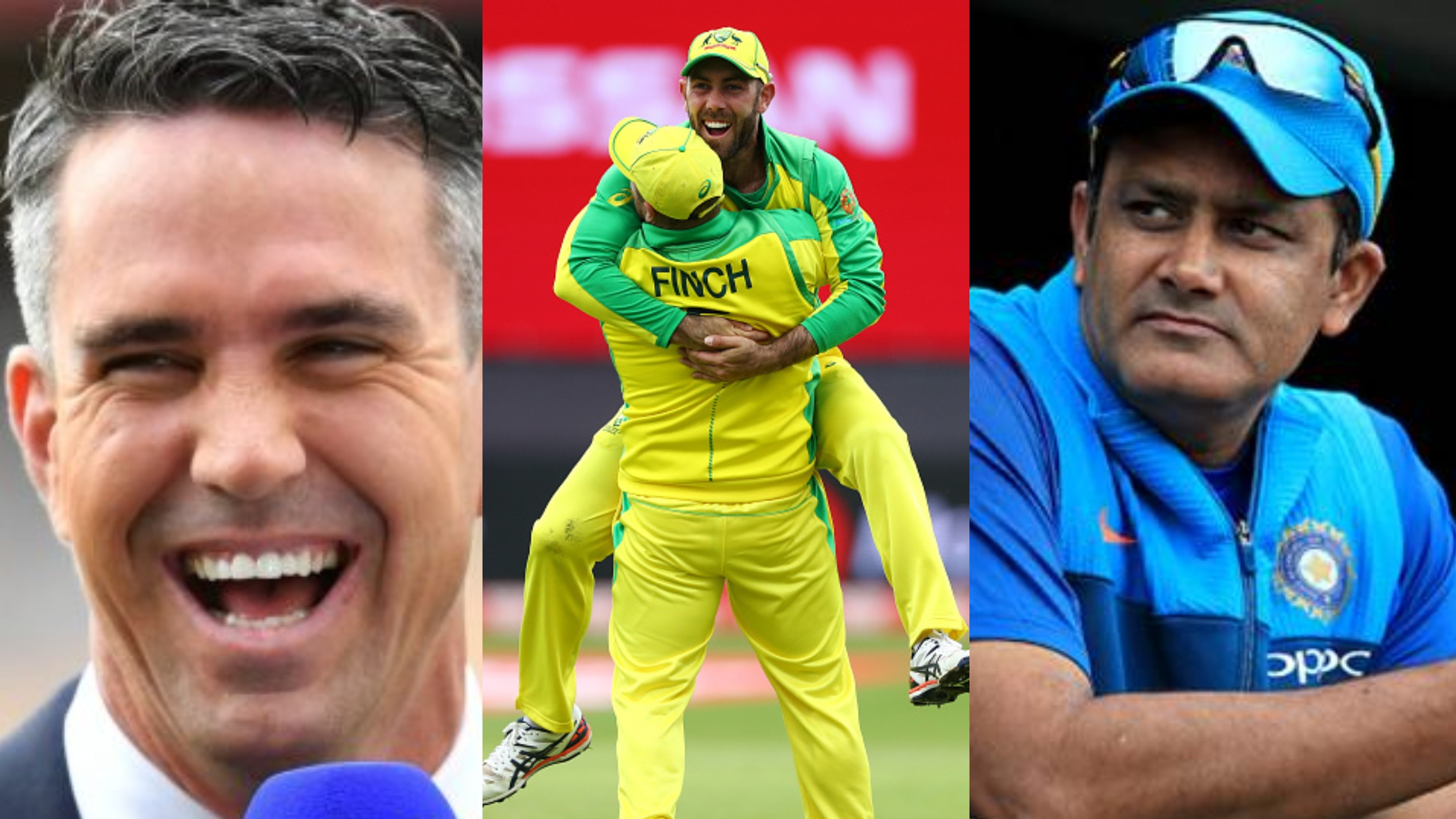 CWC 2019: Kevin Pietersen and Anil Kumble hail Aaron Finch for his bold DRS call against Pakistan