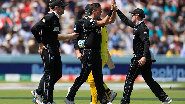 CWC 2019: NZ v AUS – Trent Boult's hat-trick restricts Australia to 243 despite Usman Khawaja's gritty knock