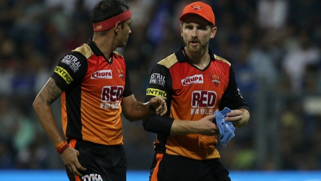 IPL 2018: Kane Williamson sees Siddharth Kaul sporting the Indian jersey soon