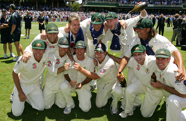 Ponting will always remember the 2007 Sydney Test match against England   Getty