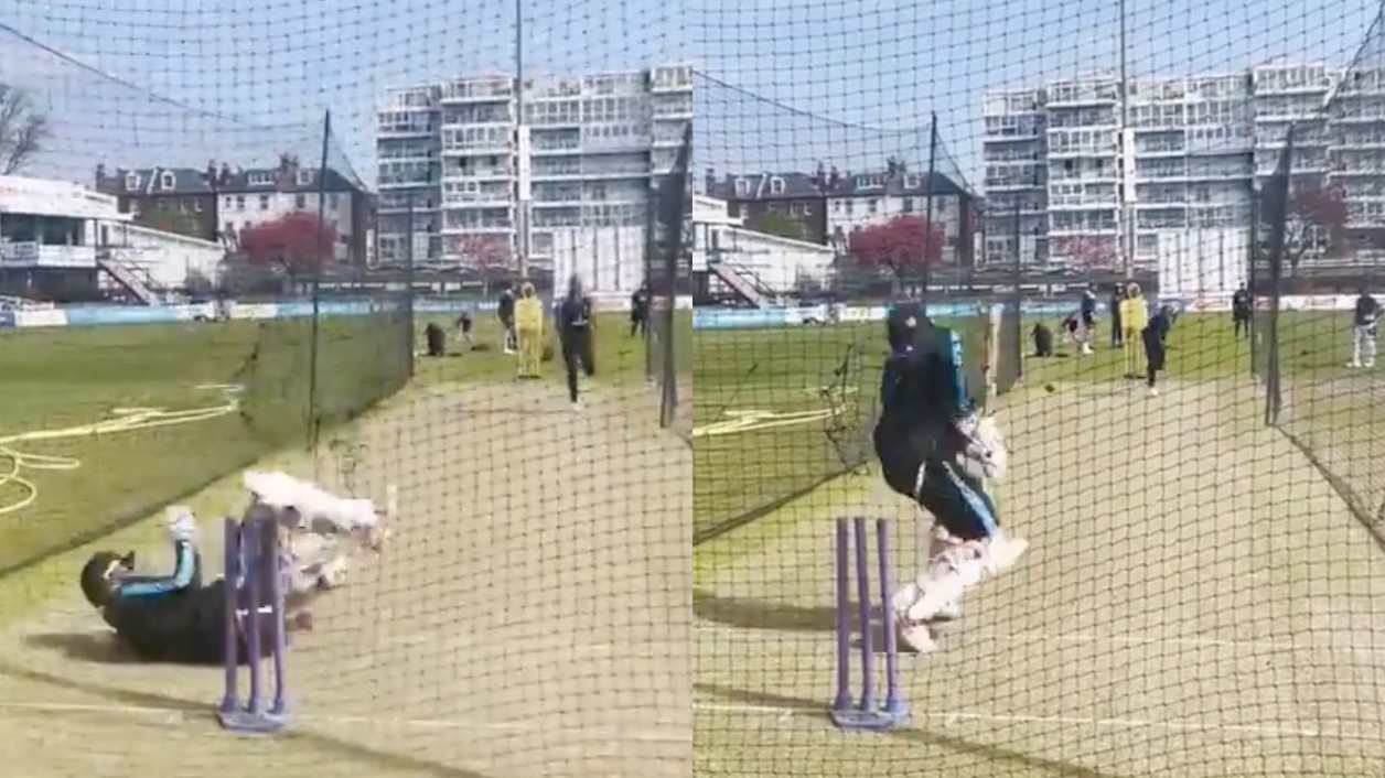 WATCH- Jofra Archer has a fiery net session as he returns from surgery