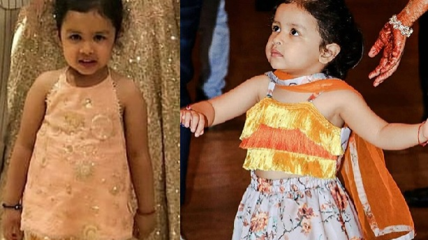 WATCH: Ziva Dhoni's adorable dance impresses everyone at Poorna Patel's wedding