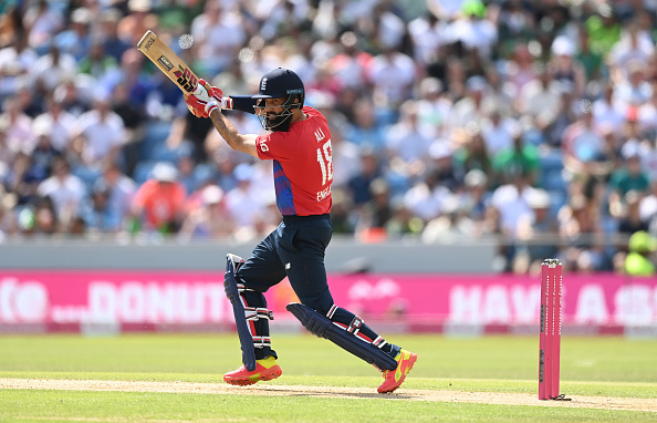Moeen Ali cracked six fours and one six in his knock of 36 off 16 balls in Leeds | Getty Images