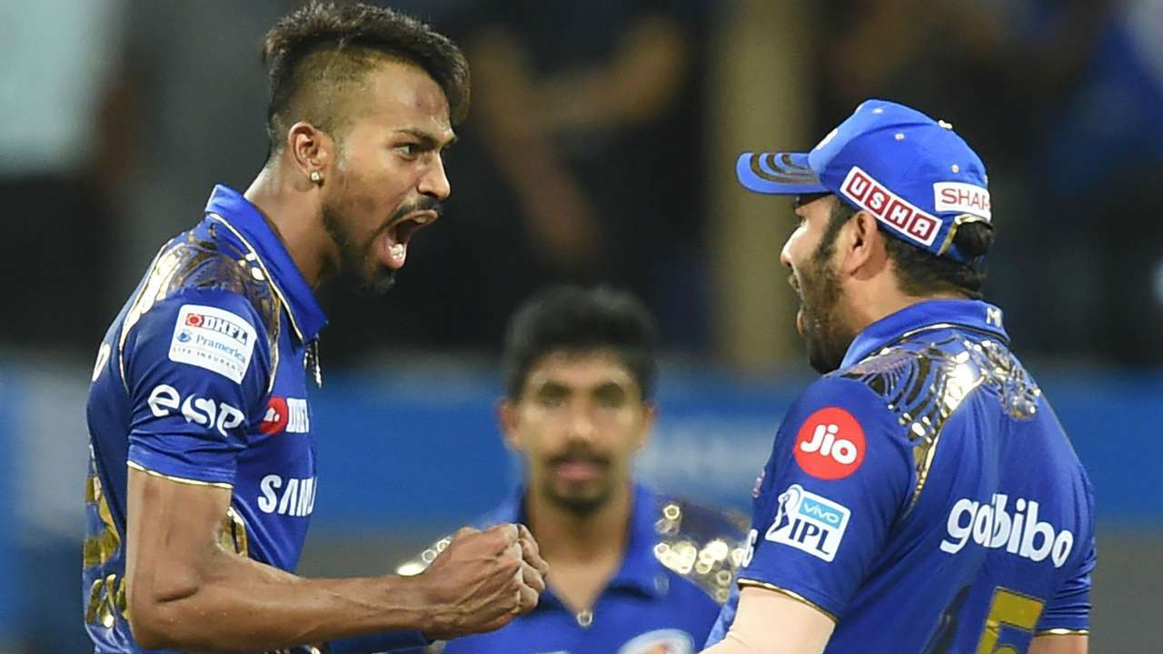 IPL 2018: Hardik Pandya's all-around brilliance helps MI clinch a win