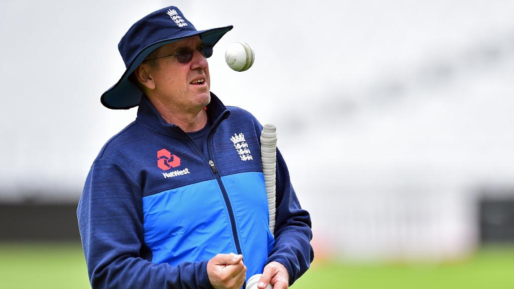 Bayliss showd his interest to include Crane in the side. (Getty)