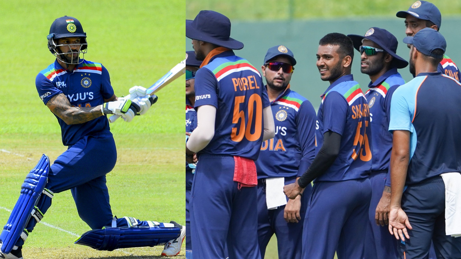 SL v IND 2021: COC Predicted Team India playing XI for the first ODI vs Sri Lanka