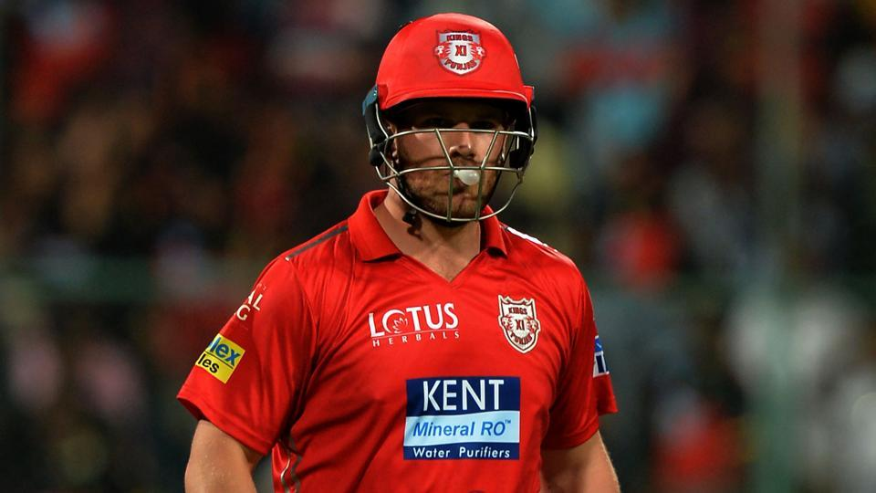 IPL 2018:  Aaron Finch embarrassed about his unwanted IPL record