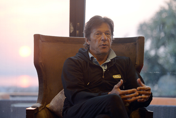 Imran Khan | Getty
