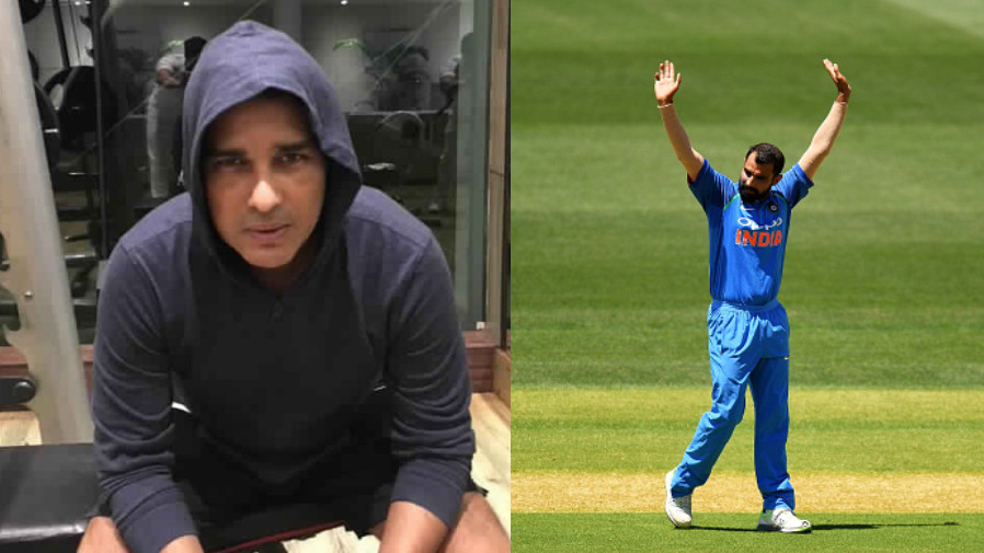 NZ v IND 2019: Sanjay Manjrekar calls Mohammad Shami India's third pacer for World Cup 2019