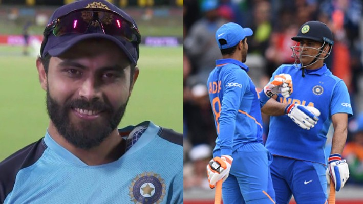 AUS v IND 2020-21: WATCH- Ravindra Jadeja talks about getting inspired by MS Dhoni during his knock