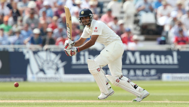 Bhuvneshwar Kumar has shown substantial ability with the bat in overseas conditions. (Getty)