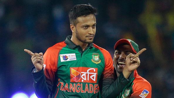 शाकिब-अल-हसन ने इस बात को किया स्पष्ट कि उन्हें एशिया कप में खेलने के लिए नहीं किया गया था मजबूर