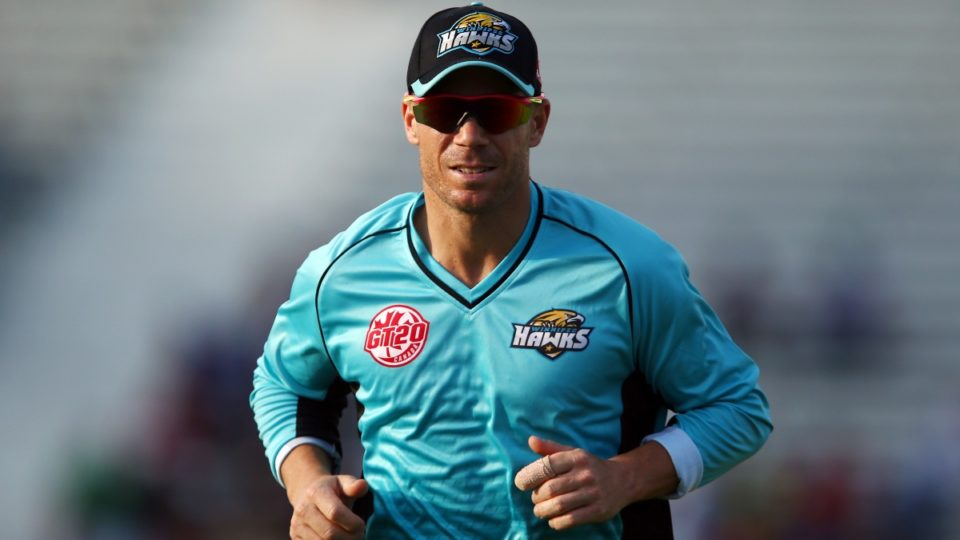 David Warner to make his Northern Territory Strike League debut in Darwin