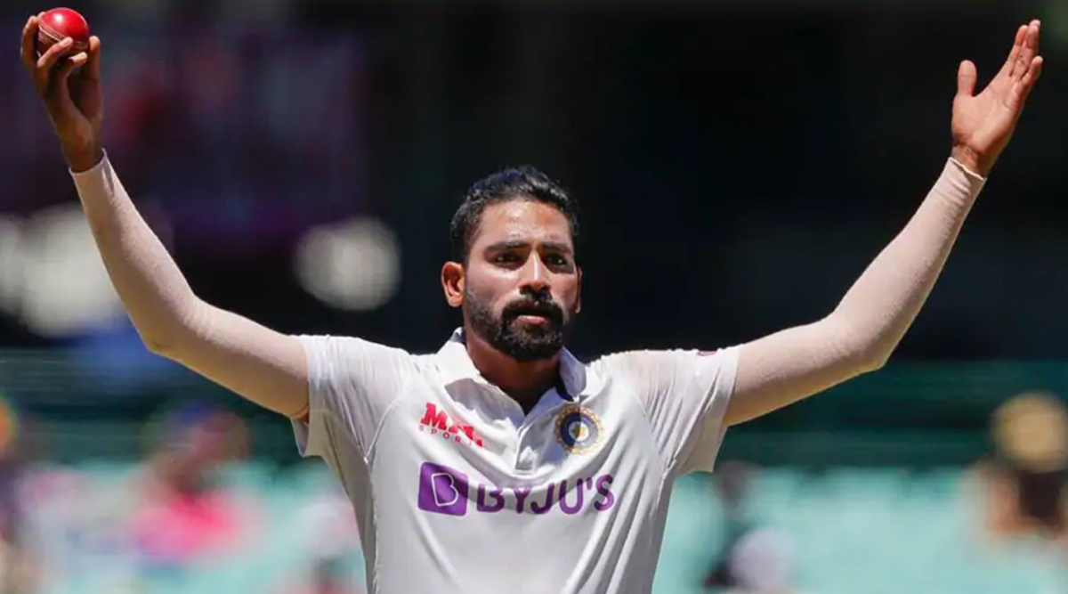 Mohammed Siraj picked 13 wickets for India in Tests against Australia recently | Getty