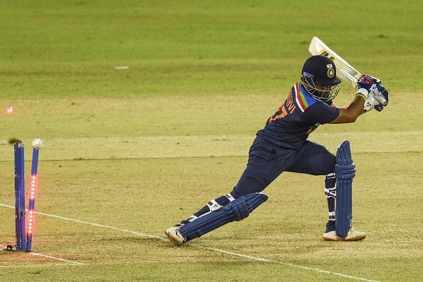 India lost three big wickets early vs Sri Lanka in second ODI   Getty