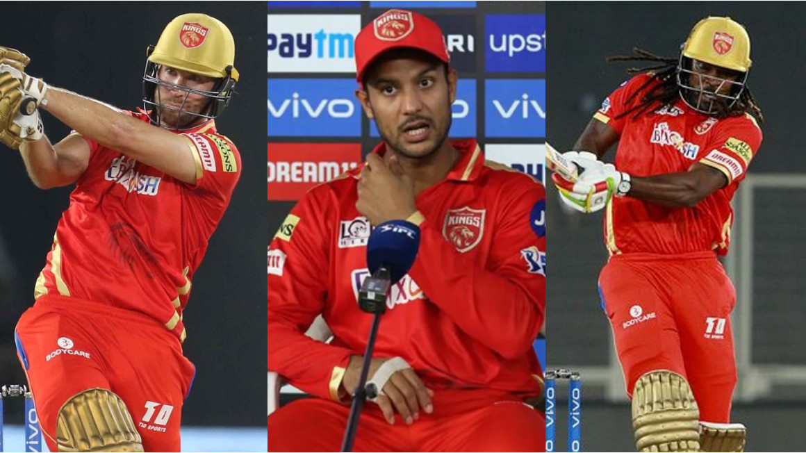 IPL 2021: Haven't thought about opening with Gayle or Malan, says PBKS captain Mayank Agarwal