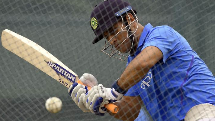 MS Dhoni chooses to train alone at NCA ahead of England tour