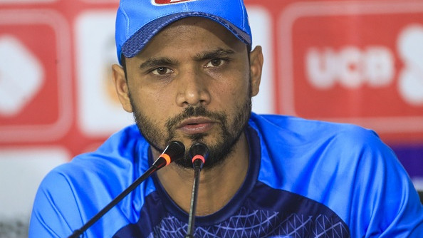 BAN v WI 2018: Mashrafe Mortaza delighted with Bangladesh's ODI progress