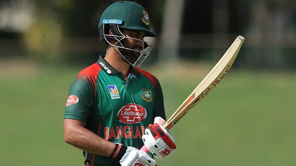 BCB rested Tamim Iqbal for one-off Test against Afghanistan, T20I triangular series