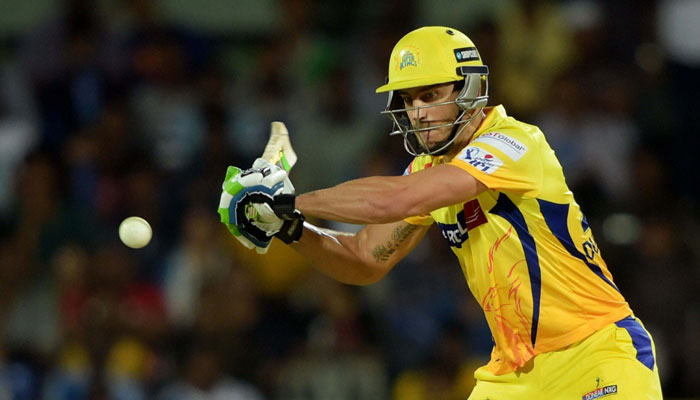 Faf du Plessis will be on the radar of many franchises who want a good captain